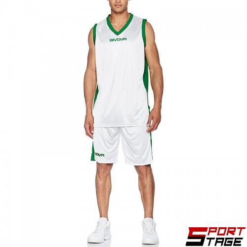 Баскетболен Екип GIVOVA Kit Power 0313