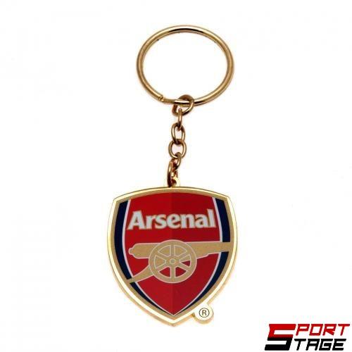 Ключодържател ARSENAL Metal Key Ring