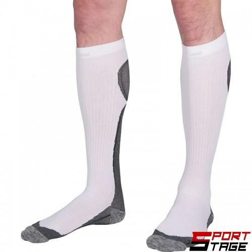Мъжки Компресионни Чорапи MORE MILE R2R Compression Running Socks