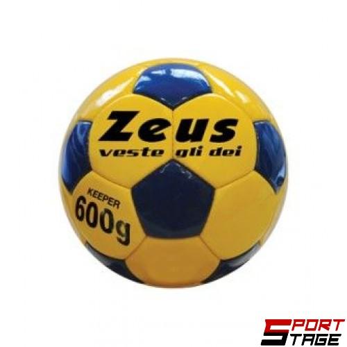 Тежка Тренировъчна Футболна Топка ZEUS Keeper 600gr  0901