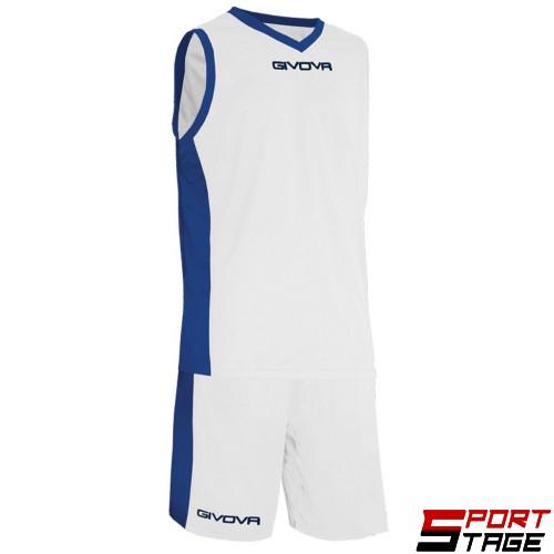 Детски Баскетболен Екип GIVOVA Kit Power 0304