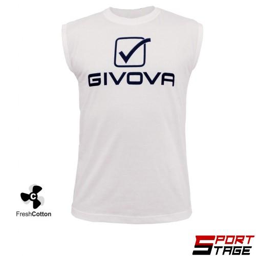 Мъжки Потник GIVOVA Canotta Intima Logo 0003