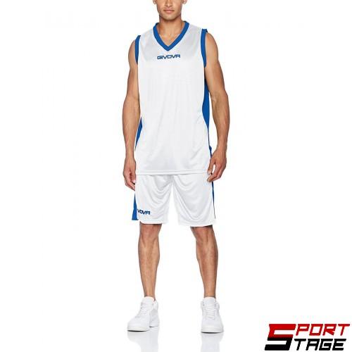 Баскетболен Екип GIVOVA Kit Power 0304