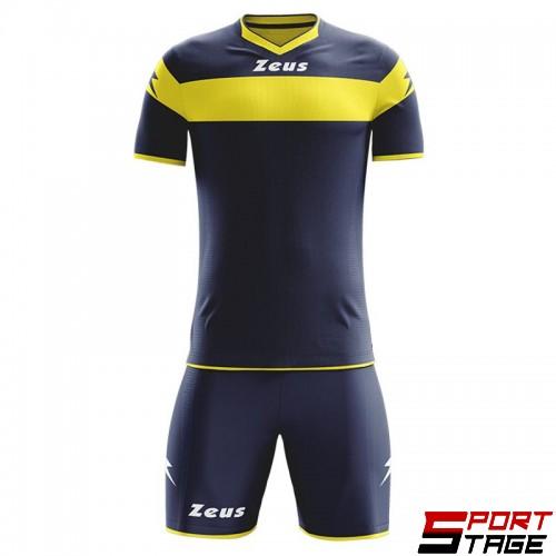 Детски Футболен Екип ZEUS Kit Apollo 0109