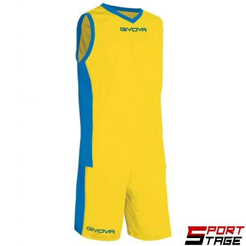 Баскетболен Екип GIVOVA Kit Power 0702