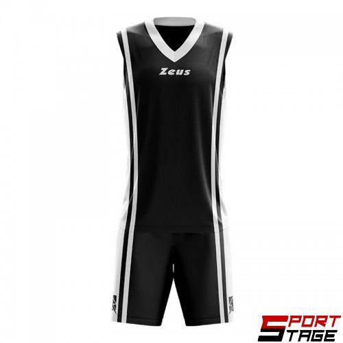 Детски Баскетболен Екип ZEUS Kit Bozo 1416