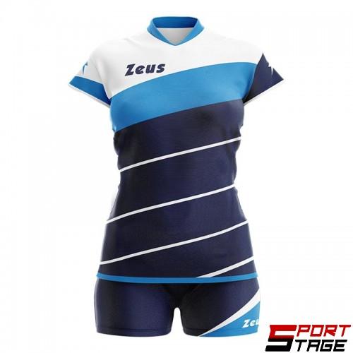 Дамски Волейболен Екип ZEUS Kit Lybra Donna 012416