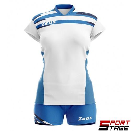 Дамски Волейболен Екип ZEUS Kit Itaca Donna 160201