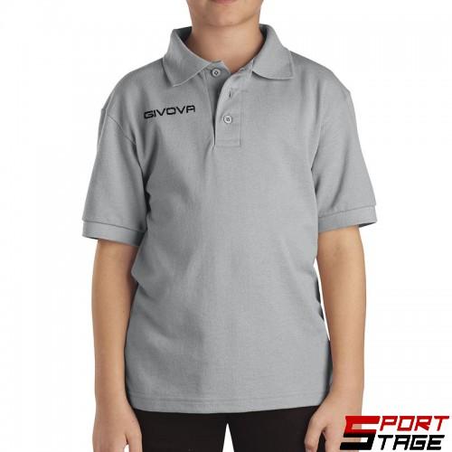 Детска Тениска GIVOVA Polo Summer 0043