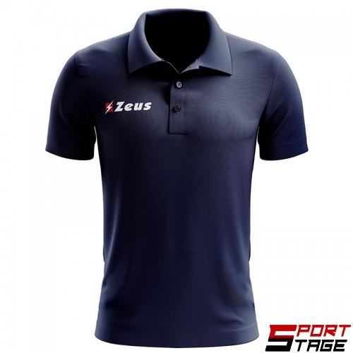 Мъжка Тениска ZEUS Polo Basic 01