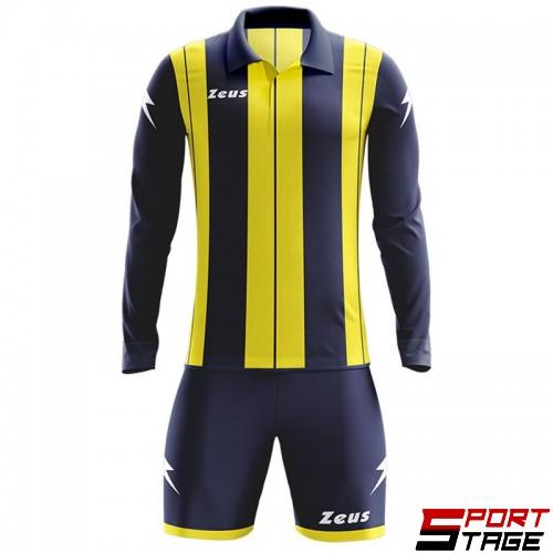 Детски Футболен Екип ZEUS Kit Pitagora 0109