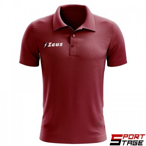 Мъжка Тениска ZEUS Polo Basic 05