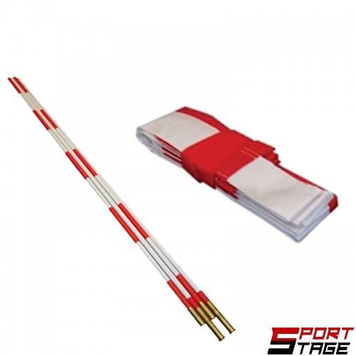 Комплект Антена / Филе За Мрежа ZEUS Set Antenne / Tasche Volley