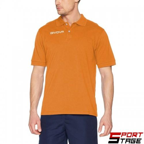 Мъжка Тениска GIVOVA Polo Summer 0001