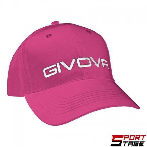 Шапка GIVOVA Cappellino con Visiera 0006
