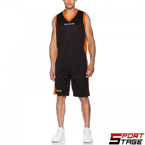Баскетболен Екип GIVOVA Kit Power 1001
