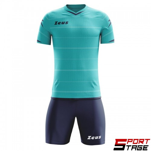 Детски Футболен Екип ZEUS Kit Omega 1201
