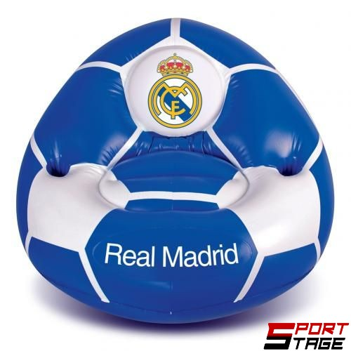 Кресло REAL MADRID Inflatable Football Chair