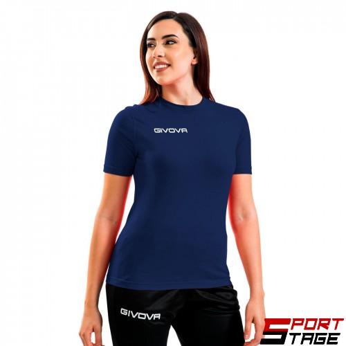 Дамска Тениска GIVOVA T-Shirt Fresh 0004
