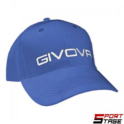 Шапка GIVOVA Cappellino con Visiera 0002