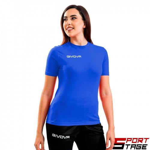 Дамска Тениска GIVOVA T-Shirt Fresh 0002
