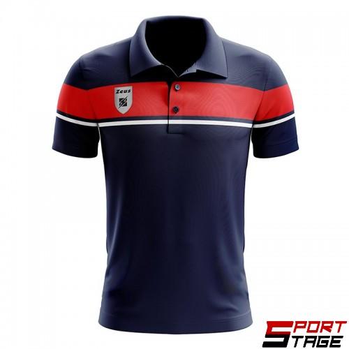 Мъжка Тениска ZEUS Polo Achille 010616