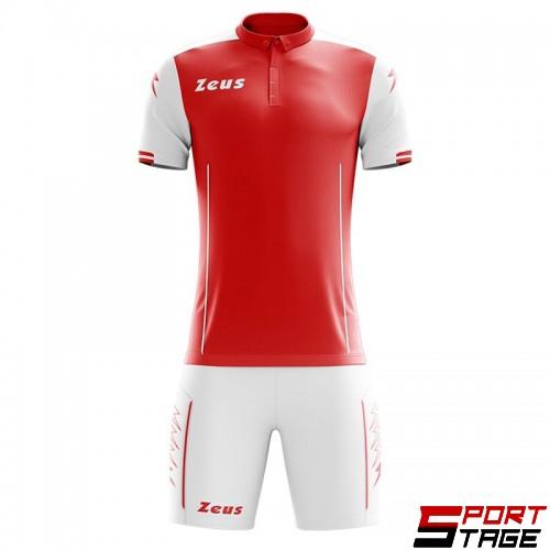 Детски Футболен Екип ZEUS Kit Aquarius 0616