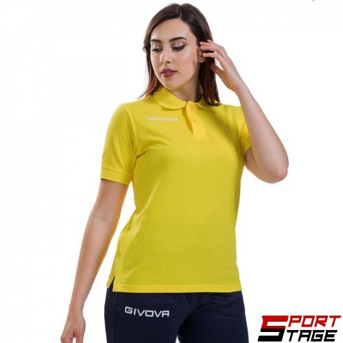 Дамска Тениска GIVOVA Polo Summer 0007