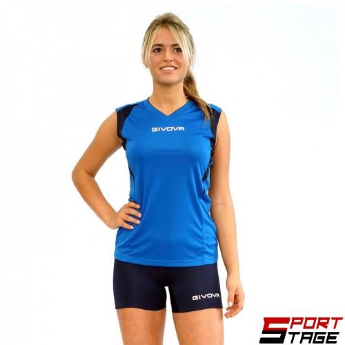 Волейболен Екип GIVOVA Kit Volley Spike 0204