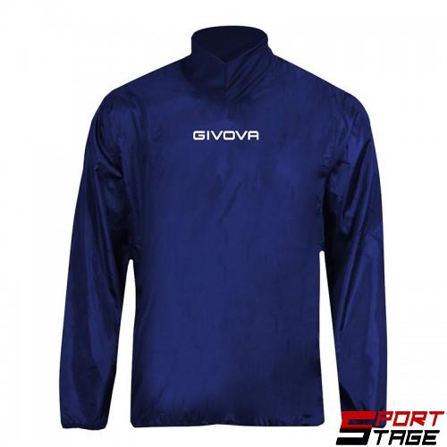 Мъжка Ветровка GIVOVA Rain Jacket Collo Costina 0004