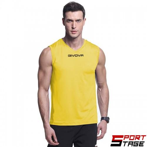 Мъжки Потник GIVOVA Shirt Smanicato One 0007
