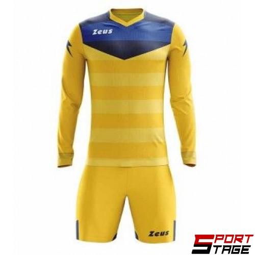 Детски Вратарски Екип ZEUS Kit GK Argo/Slim Fit 090102