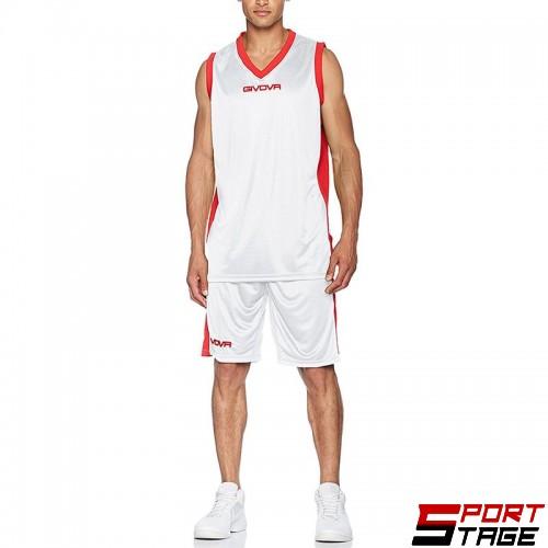 Баскетболен Екип GIVOVA Kit Power 0312