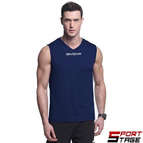 Мъжки Потник GIVOVA Shirt Smanicato One 0004