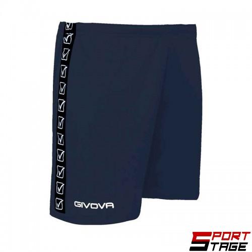 Мъжки Къси Панталони GIVOVA Pantaloncino Poly Band 0004