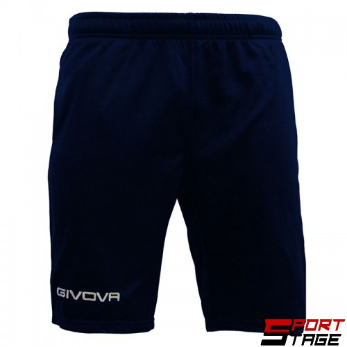 Мъжки Къси Панталони GIVOVA Bermuda One In Polarfleece 0004