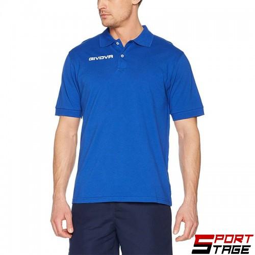 Мъжка Тениска GIVOVA Polo Summer 0002