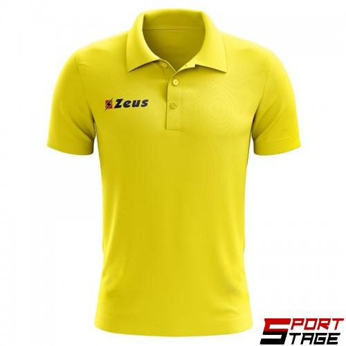 Детска Тениска ZEUS Polo Basic 09
