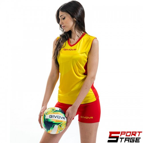 Волейболен Екип GIVOVA Kit Elica 0712