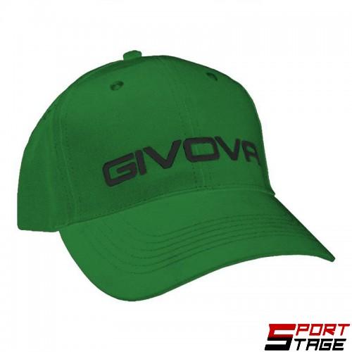 Шапка GIVOVA Cappellino con Visiera 0013