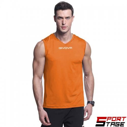 Мъжки Потник GIVOVA Shirt Smanicato One 0028