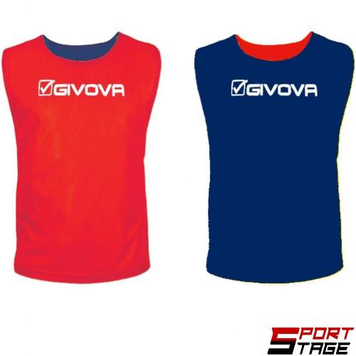 Мъжки Тренировъчен Потник GIVOVA Reversible Casacca Double 1204