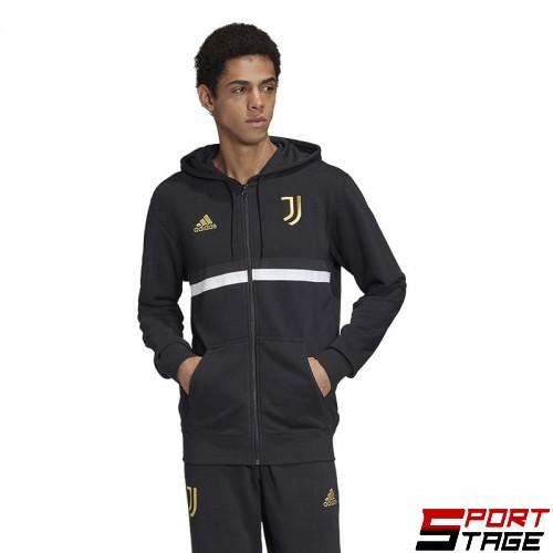 Мъжки Суичър ADIDAS Juventus Turin Hoodie