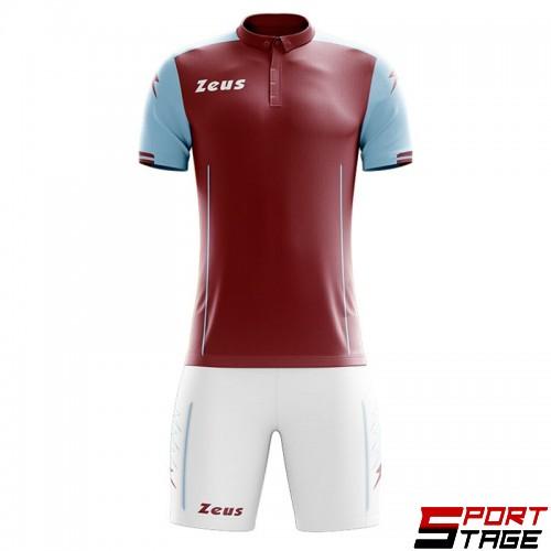 Детски Футболен Екип ZEUS Kit Aquarius 0503