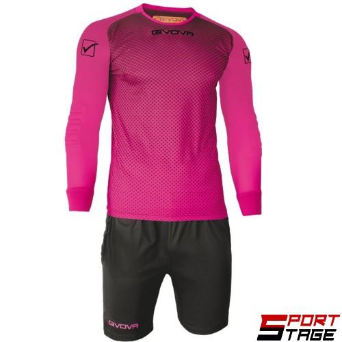 Детски Вратарски Екип GIVOVA Goalkeeper Kit Manchester 0610
