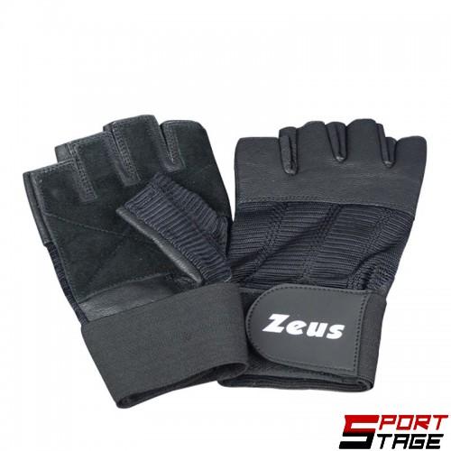 Ръкавици За Фитнес ZEUS Guanto Palestra Velvet