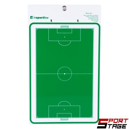 Треньорска дъска за футбол inSPORTline SC71