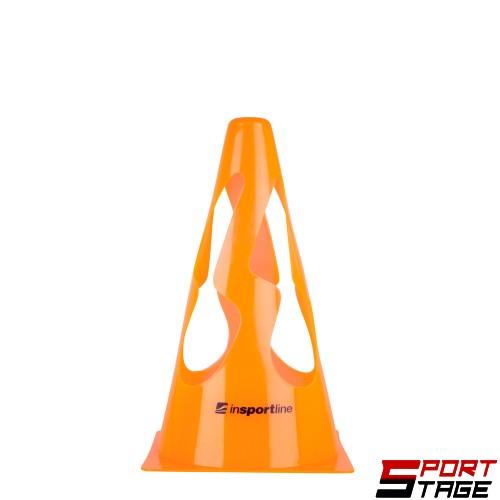 Пластмасови тренировъчни конуси inSPORTline UP9 23 см