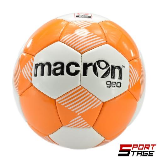 Футболна топка Macron, GEO ORANGE, размер 5