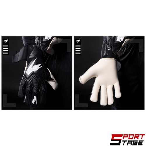 Вратарски ръкавици KA Goalkeeping XLR8aer PWR Lite Traxzone Neg